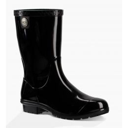 UGG Sienna Black Womens Waterproof Classic Rainboots 1014452