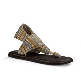 1015838-NBBL Yoga Sling 2 Bayridge Blanket Sanuk Womens Sandals