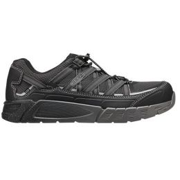 1017070 Black Asheville At ESD Mens Keen Work Shoes