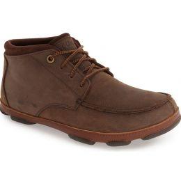 Olukai Hamakua Moc Chucka Boot Toffee Mens Boots 10304-6333