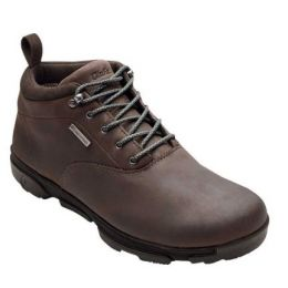 Olukai Dark Brwon Kualono Waterproof Mens Boots 10334