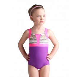 10694 Children Meteor Shower Leotard