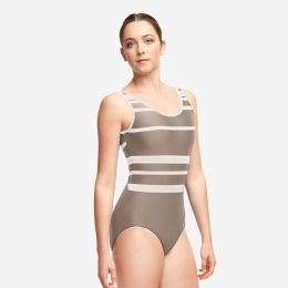 10803L Seaport Womens Capezio Tank Leotard