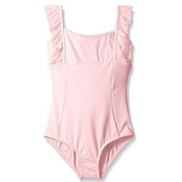 Capezio Pink Anastasia Girls Leotard 10810C