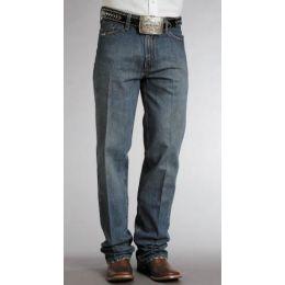 1100415200021BU Standard Straight Leg Mens Karman Roper Jeans