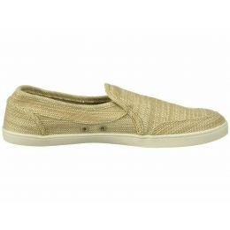 Sanul Pair O Dice Hemp Natural Womens Comfort Sidewalk Surfer Shoes 1100639