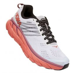 Hoka Nimbus Cloud/Lantana Clifton 6 Womens Comfort Running Shoes 1102873