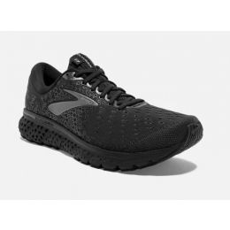Brooks Black/Ebony Glycerin 17 Mens Road Running Shoes 110296-071
