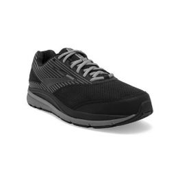 Brooks Addiction Walker 14 Black Suede Mens Walking Shoes 110319-083