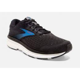 Brooks Black/Ebony/Blue Dyad 11 Mens Road Runninng Shoes 110323-064