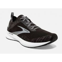 Brooks Black Levitate 4 Mens Road Running Shoes 110345
