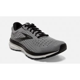 Brooks Ghost 13 Primer Grey/Pearl/Black Men's Running Shoes 110348-040