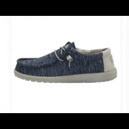 Hey Dude Moonlit Ocean Wally Sox Classic Mens Shoes 110352119