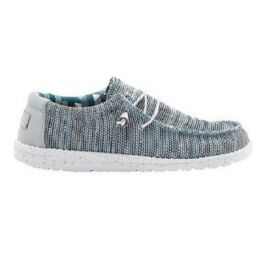 Heydude Men's Ice Grey Wally Sox Funk 110350127
