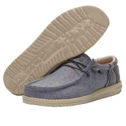 Hey Dude Anchor Wally Funk Mens Casual Shoes 110413225
