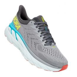 Hoka Wild Dove/Dark Shadow Clifton 7 Mens Running Shoes 1110508/34-WDDS