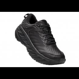 Hoka Black Bondi Sr Men's Shoes 1110520-BBLC