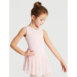 Capezio Pinch Front Childrens Tank Dress 11309C