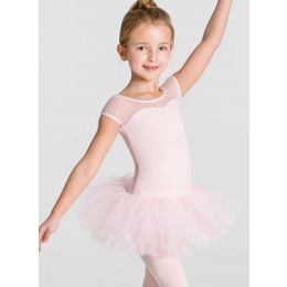 Capezio Keyhole Back Tutu Childrens Dress 11394C