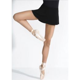 Capezio Curved Pull-On Skirt 11459W