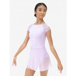 Capezio Black Lace Wrap Skirt 11507W