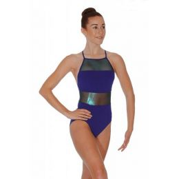 Capezio Lunar High Neck Adult Leotard 11547W