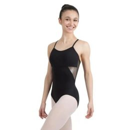 Capezio Grey Lunar Camisole Girls Leotard 11549T
