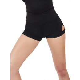 Capezio Shadow Dance Active Keyhole Ladies Short 11651W-SHA