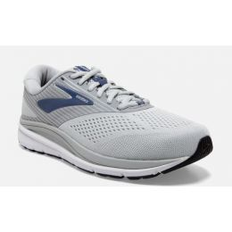 Brooks Oyster/Alloy/Marlin Women's Addiction 14 Comfort Running Shoe 120306