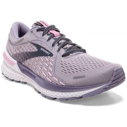 Brooks Iris/Lilac Adrenaline GTS 21 Womens Road Running Shoes 120329-675