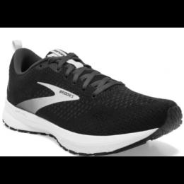 Brooks Black Revel 4 Ladies Athletic Shoes 120337-063