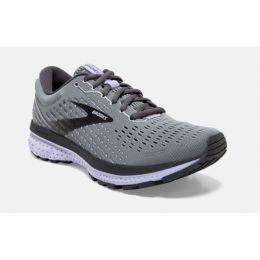 Brooks Ghost 13  Grey/Purple Women's Running Shoes 120338-084
