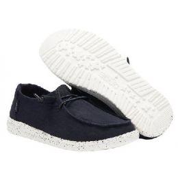 Hey Dude Black Womens Wendy Comfort Shoe 121704900