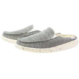 Hey Dude Lexi Stretch Grey Womens Casual Shoes 121713074