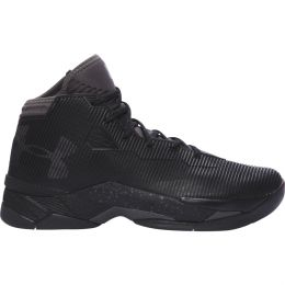 Under Armour Curry Black/Grey Mens Basketball 1274425-006