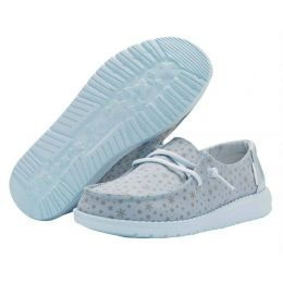Hey Dude Wendy Youth Ice Princess Casual Shoes 130122678
