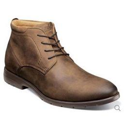 Florsheim Brown Men's Westside Plain Toe Chukka Boot 13331