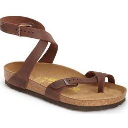 13391 Yara Habana Oiled Leather Womens Birkenstock Sandals