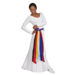 13733 Polyester Adult Liturgical Sash - Many Colors Available