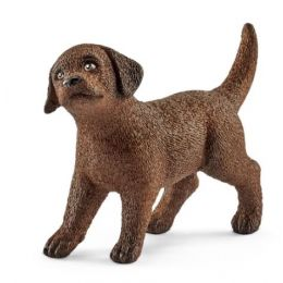 Schleich Labrador Retriever Puppy Toy 13835