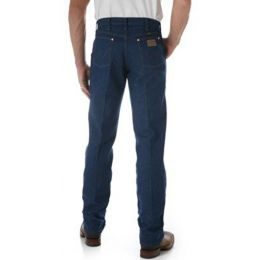 13MWZPW Prewash Indigo Pro Cowboy Cut Original Fit Wrangler Mens Jeans