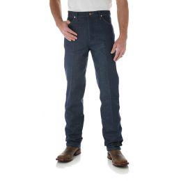 13MWZ Wrangler Men's Original Fit Rigid Jeans