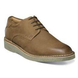 Florsheim Navigator Cocoa Nubuck Mens Dress/Casual Shoes 14203233