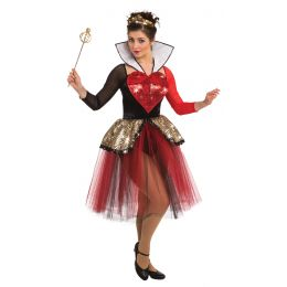 15320 Queen Of Hearts- Adult Sizes