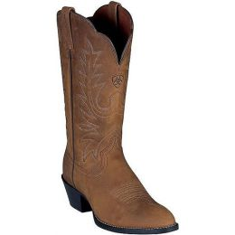15725(10001021) Heritage R-Toe Ariat Womens Western Cowboy Boots