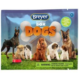 Breyer Pocket Box Dogs Kids 1590