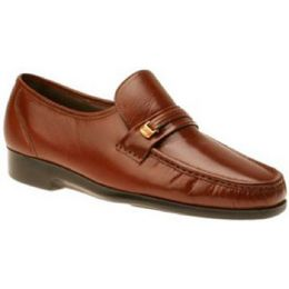 Florsheim Riva Cognac Leather Slip-On Mens Dress 17088-03