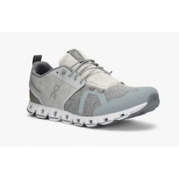 On Cloud Terry Silver Womens Light Weight Comfort Running Shoes 18-99838