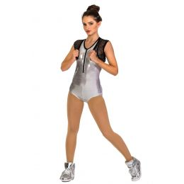 18124 POPSTAR MESH VEST- Adult Sizes