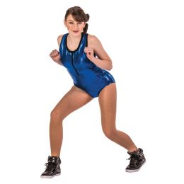 18122 POPSTAR LEOTARD- Child Sizes
